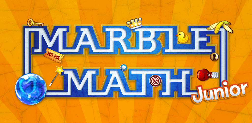 Marble Math Junior-Best iPad Games For 4 Year Olds