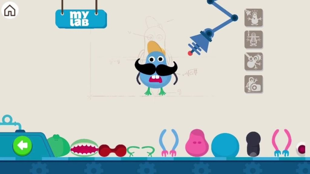 Montessori 1st operations-Best iPad Games For 4 Year Olds