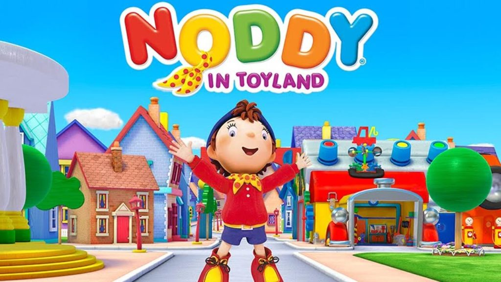 Noddy Toyland Detective-Best iPad Games For 4 Year Olds
