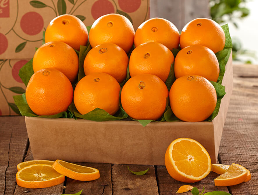 Oranges-Summer Season Fruits