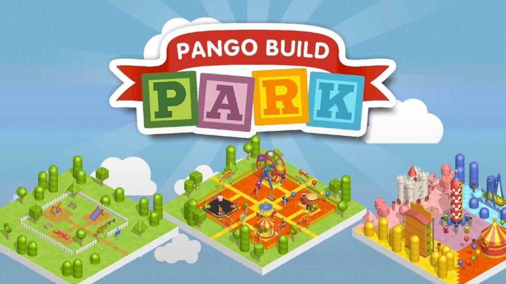 Pango Build Park-Best iPad Games For 4 Year Olds