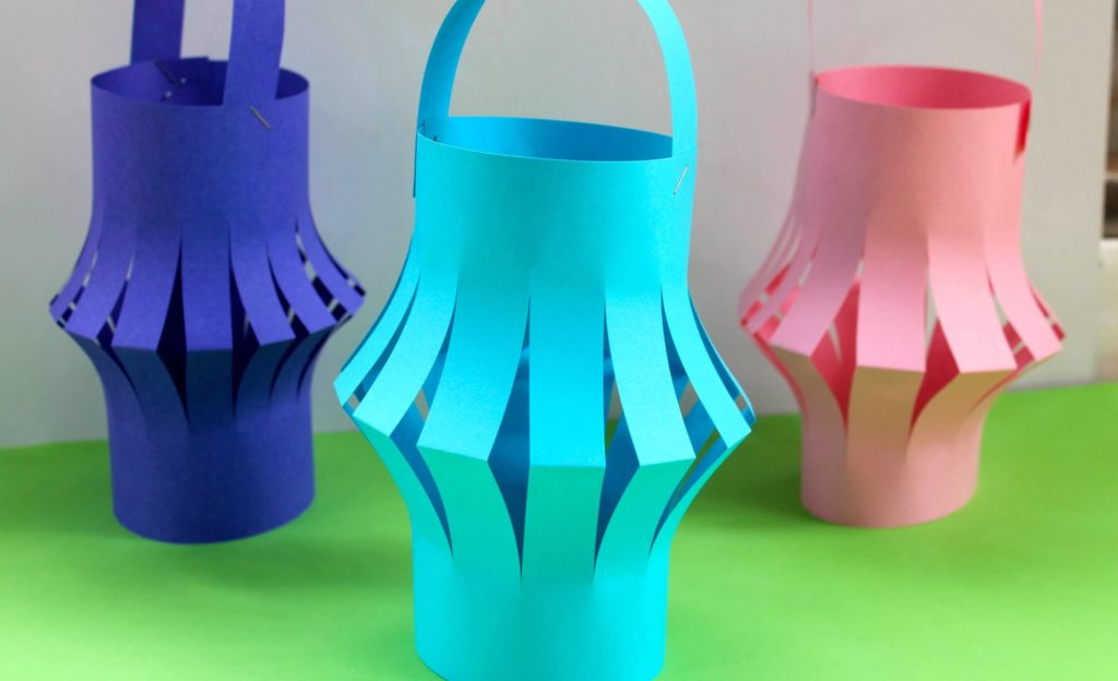 Paper Lantern diy paper crafts