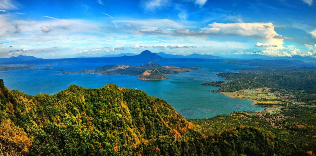 Tagaytay tourist spots in the philippines