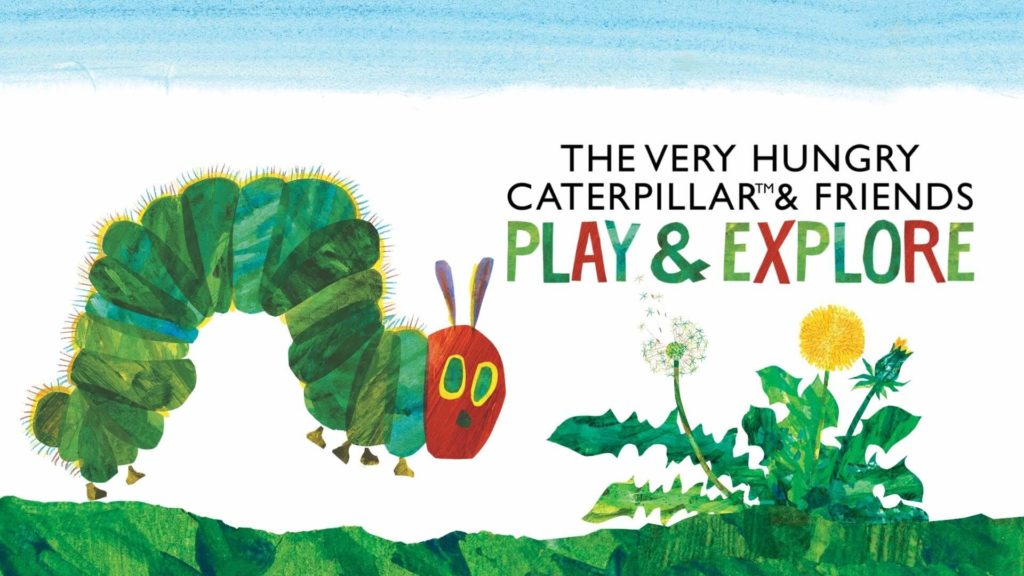 The Very Hungry Caterpillar & Friends-Best iPad Games For 4 Year Olds