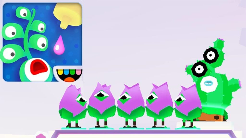 Toca Lab: Plants-Best iPad Games For 4 Year Olds