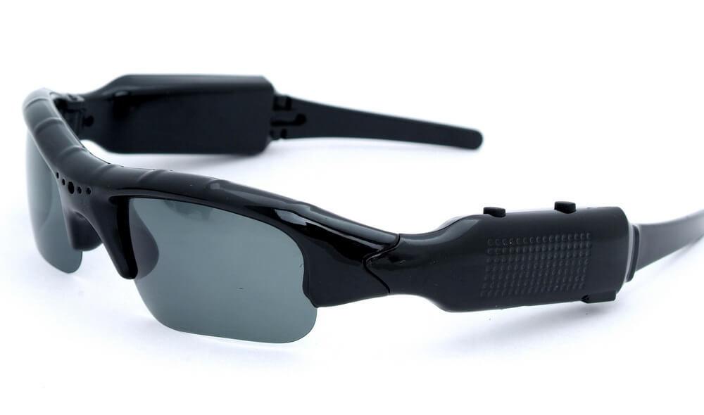 USB Sunglasses-wearable gadgets 2018
