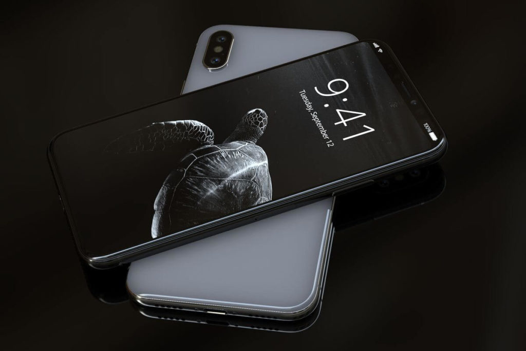 Apple iPhone X-dual lens camera