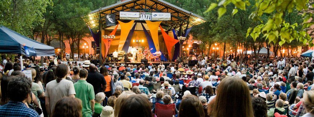 Attend a unique small-town festival-travel bucket list