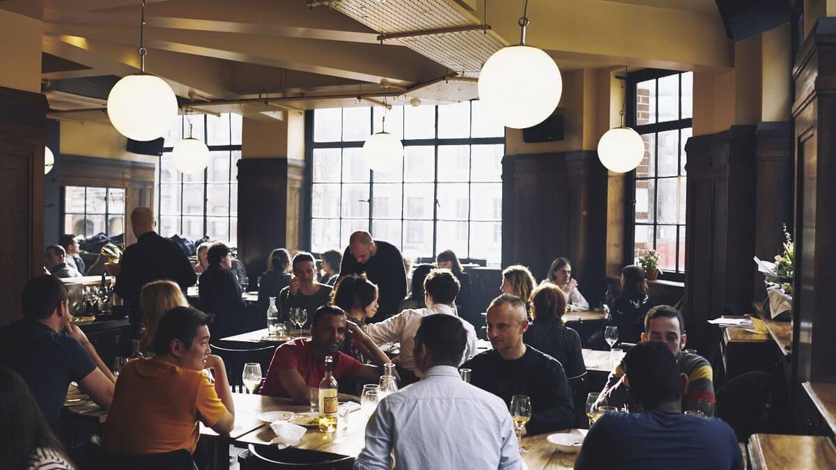 top restaurants in london