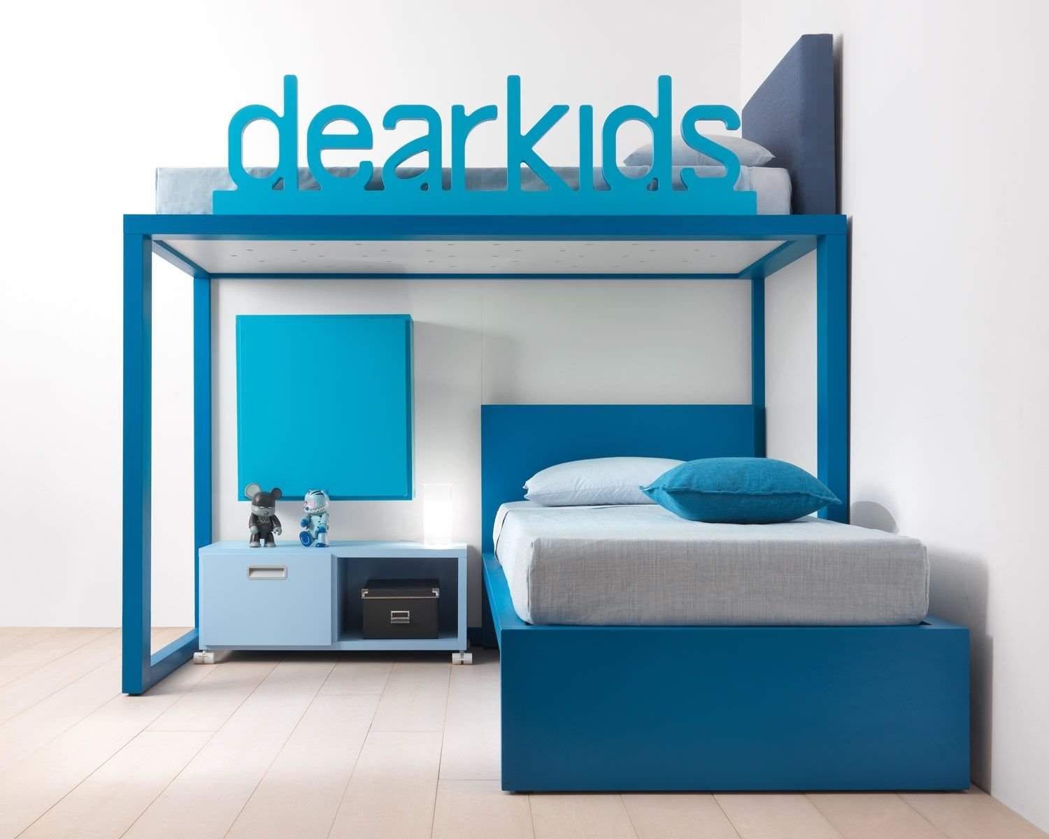 Blue Boys Room Ideas