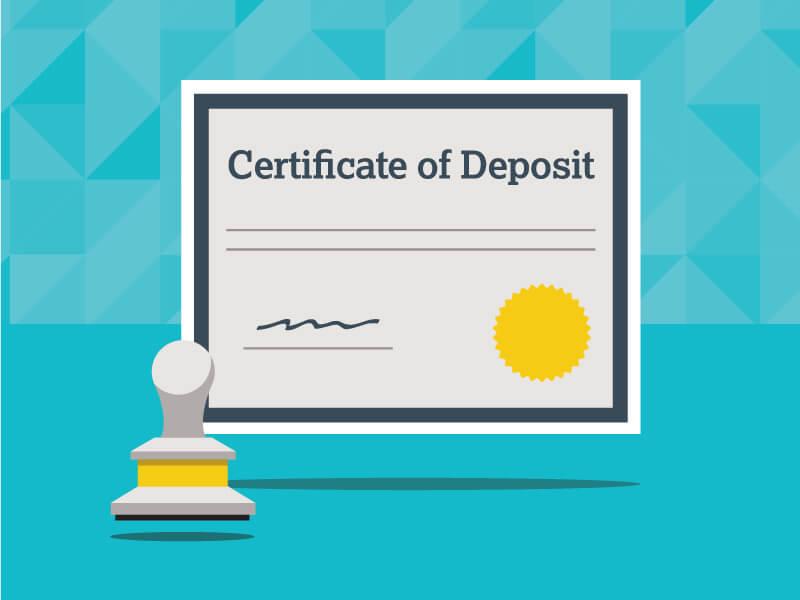 Certificate of Deposit - Smart Investment