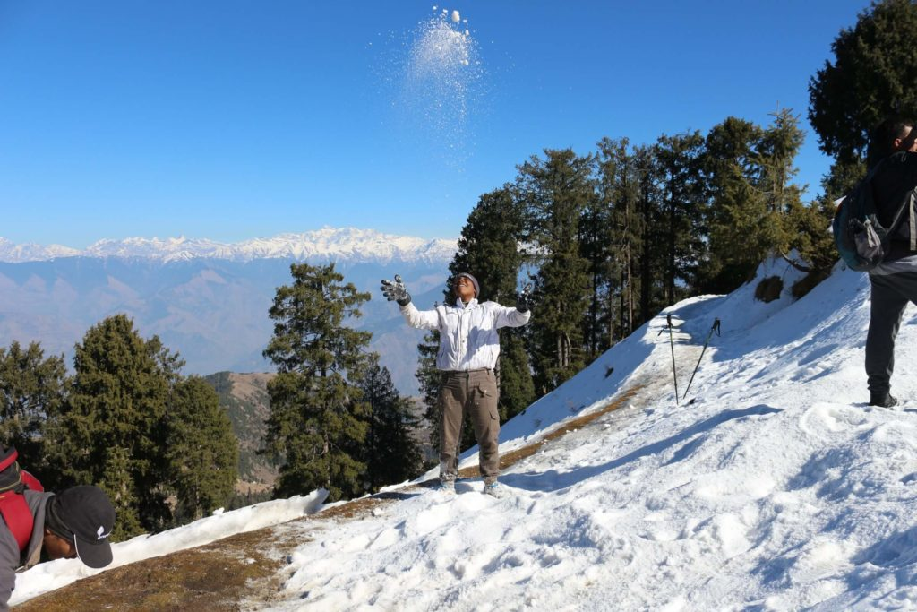 Dalhousie - tourist places in india