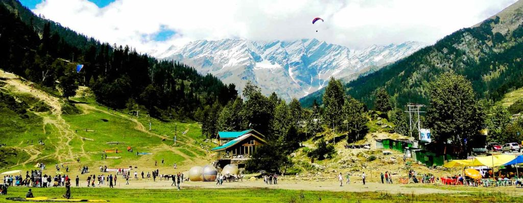 Dharamshala - tourist places in india