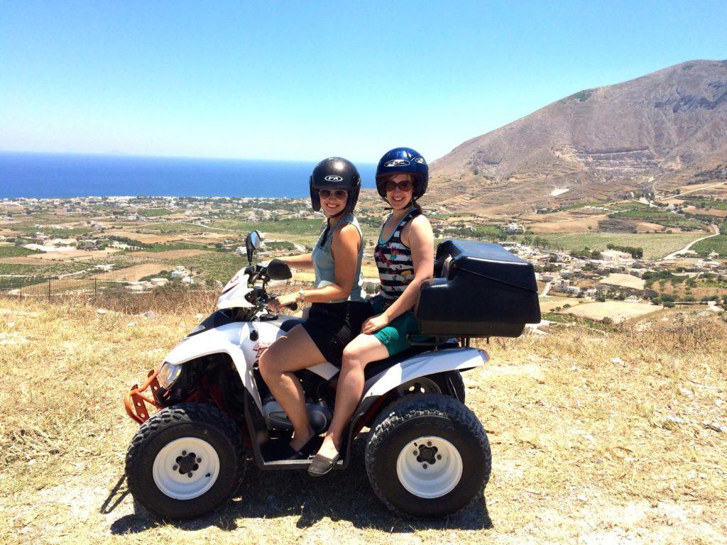 Drive an ATV-travel bucket list