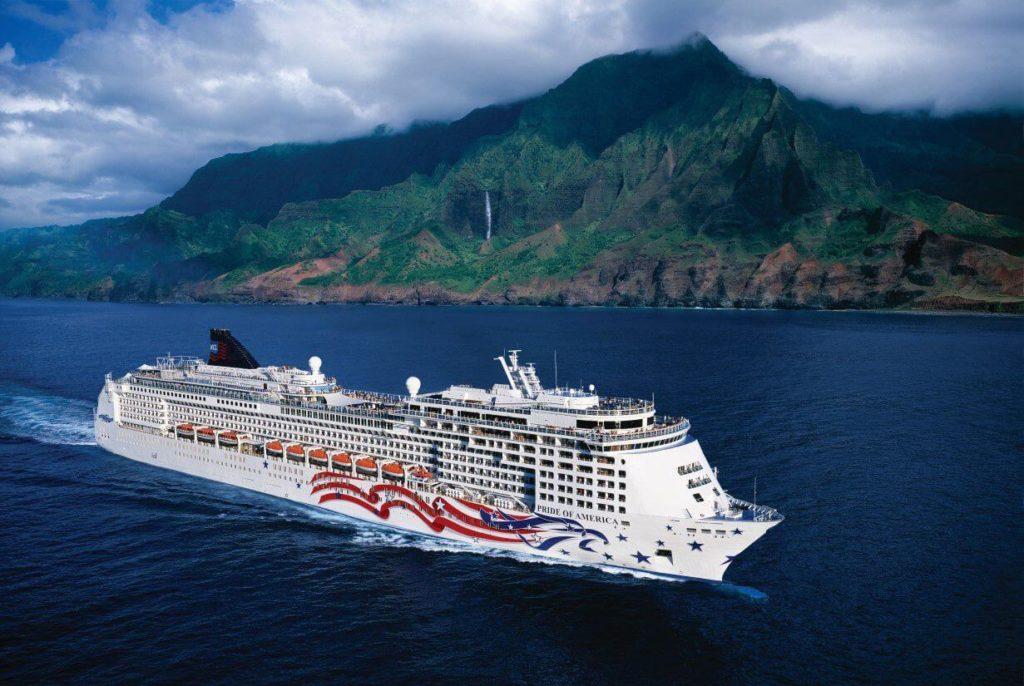 Go on a cruise-travel bucket list