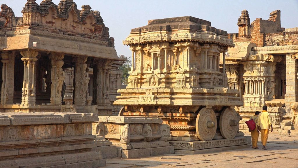 Hampi - tourist places in india