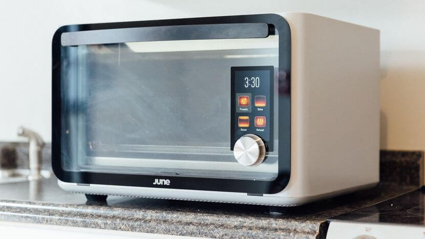 Intelligent Oven - smart home devices
