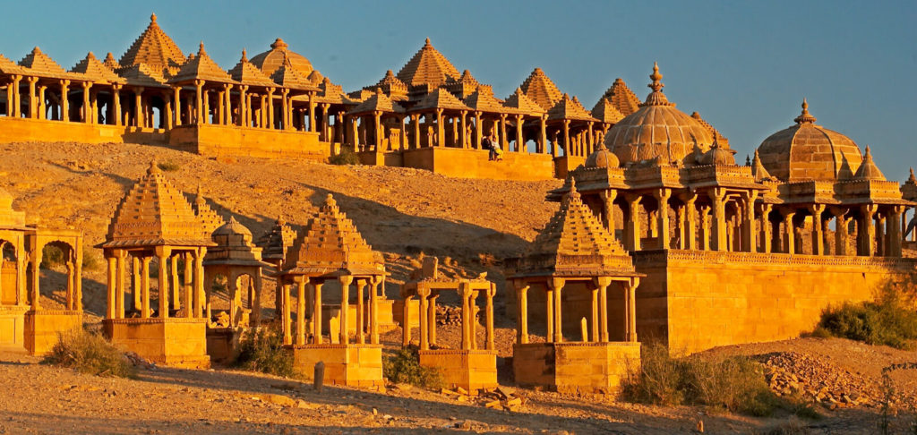 Jaisalmer - tourist places in india