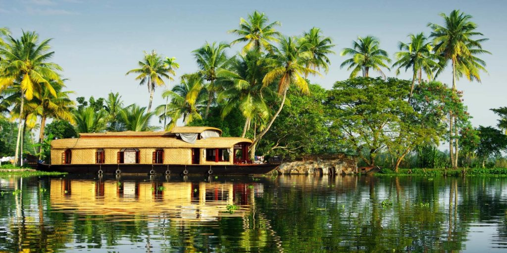 Kerala - tourist places in india