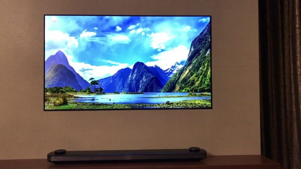 LG E7 OLED (OLED65E7P)-Smart TVs