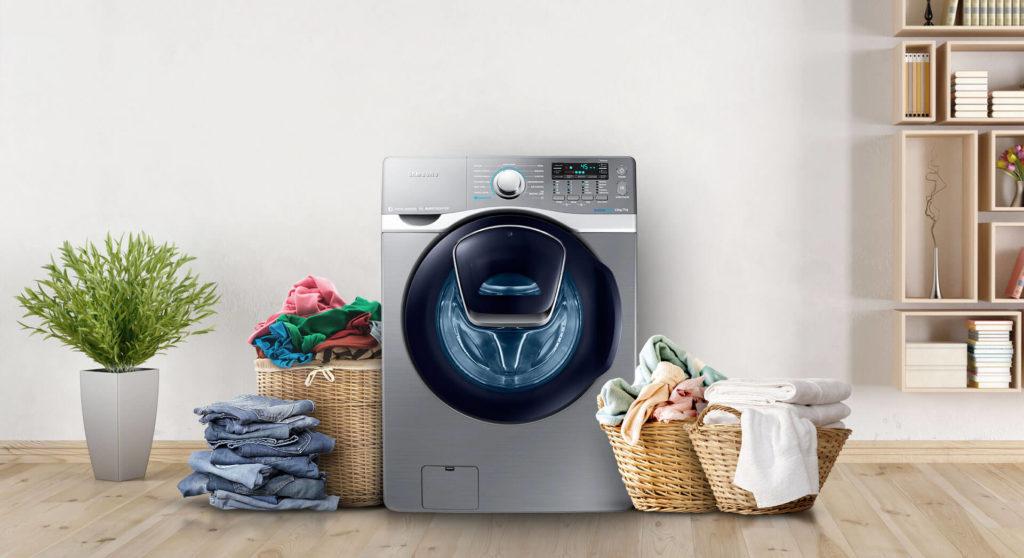 Less loads of laundry