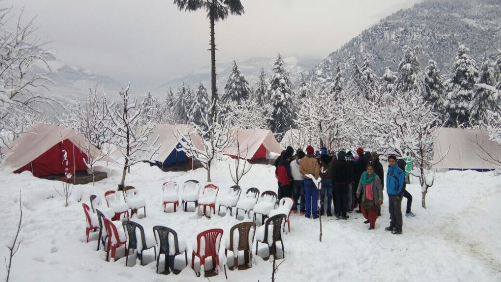 Manali - tourist places in india
