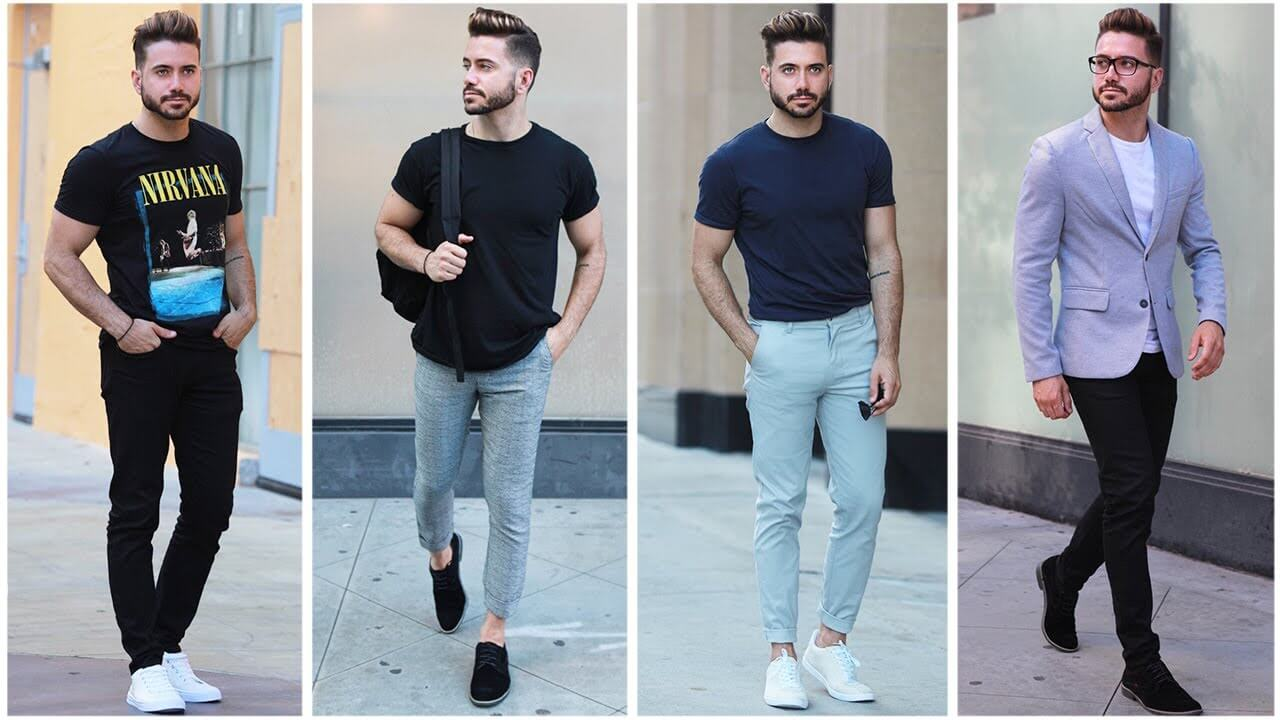 Get Classy Look With These 15 Mens Summer Outfits – Live ...