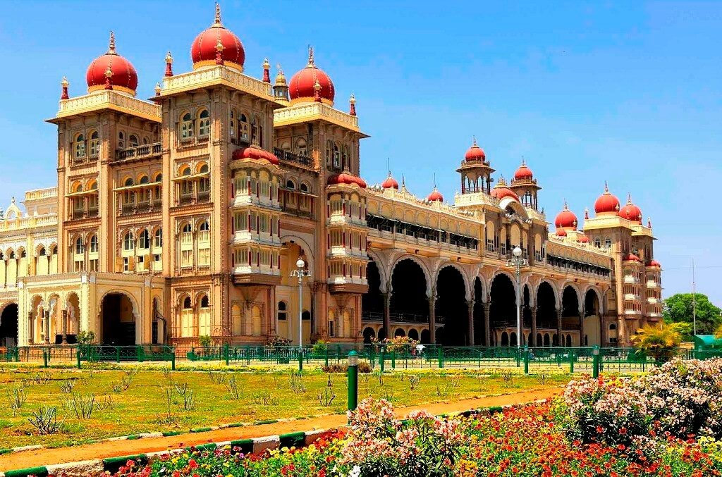 Mysore - tourist places in india