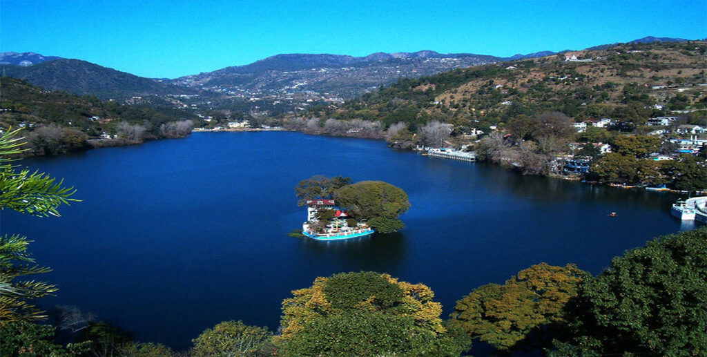 Nainital - tourist places in india