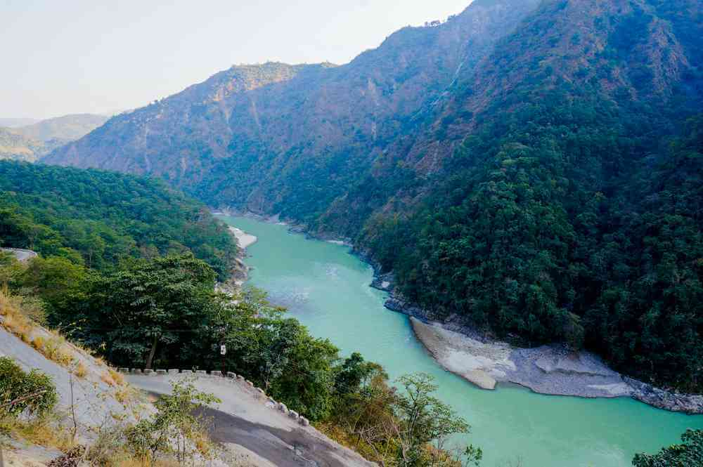 Rishikesh - tourist places in india