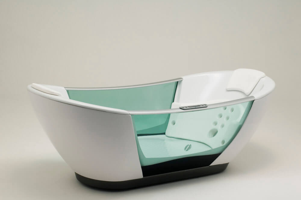 Smart Bathtub - smart home devices