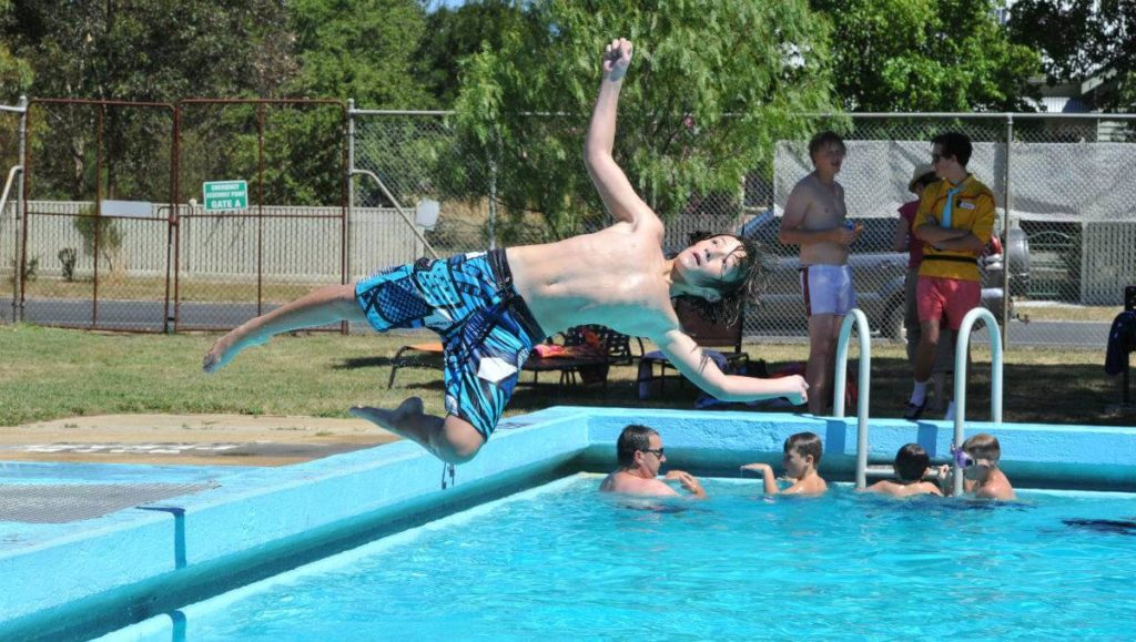 Spend A Day at The Pool-travel bucket list