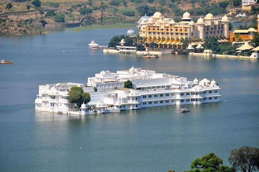 Udaipur - tourist places in india