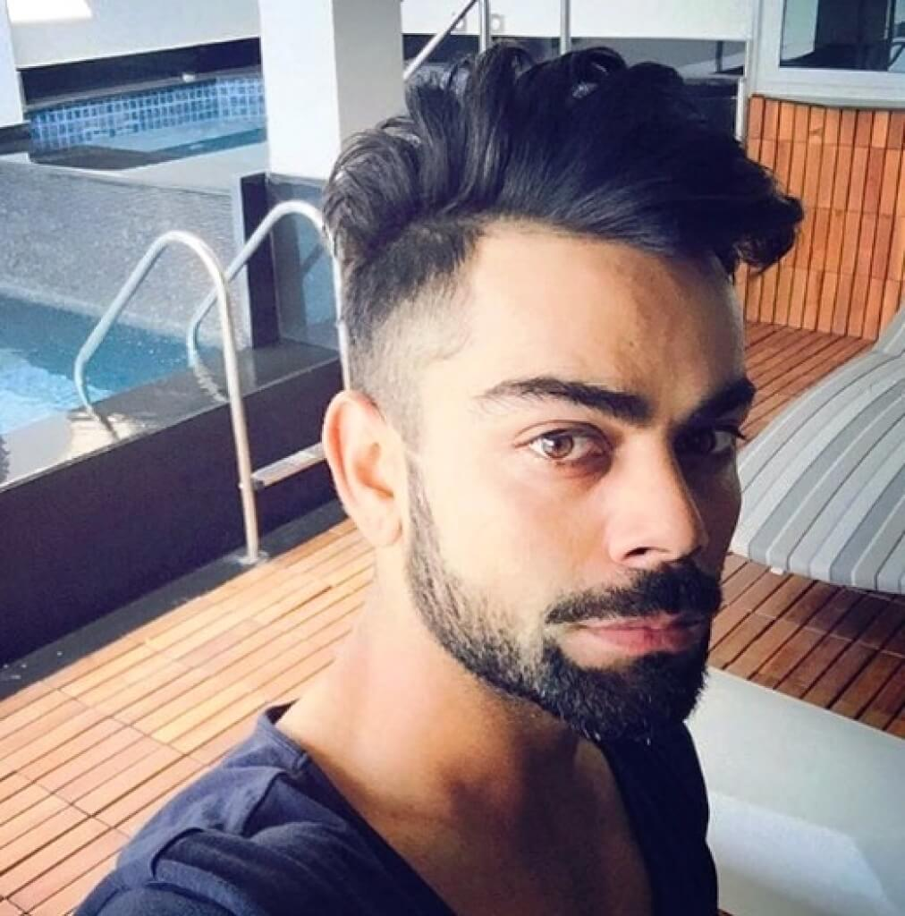12 Virat Kohli Hairstyles To Get In 12 – 12th Is New - Live Enhanced