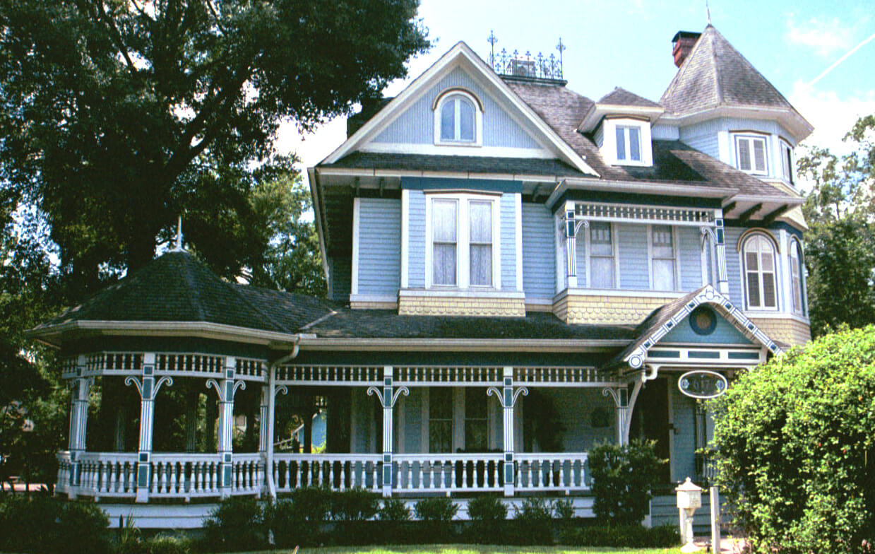 victorian style architecturev