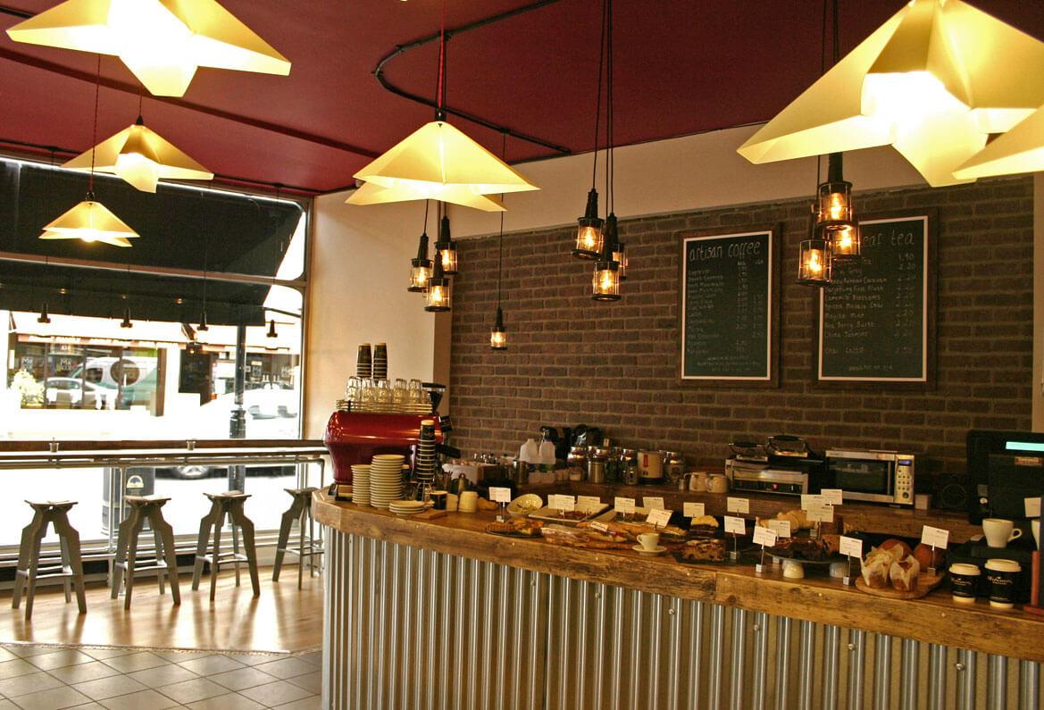 coffee shop interior design ideas