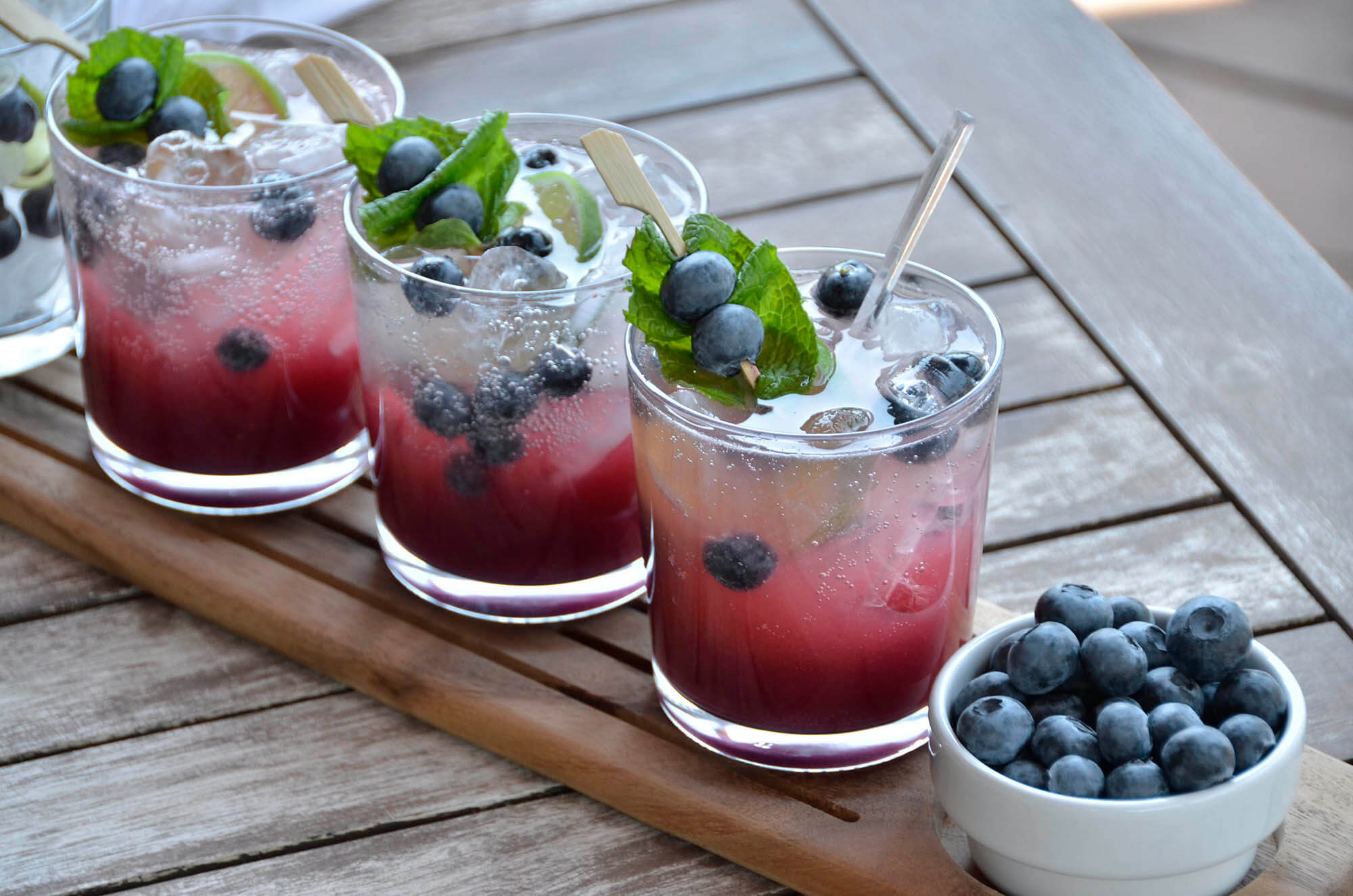 refreshing summer cocktails