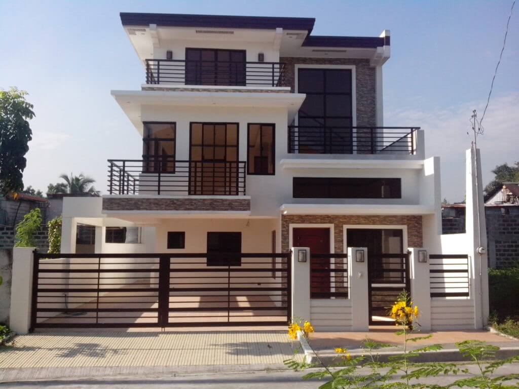 Mesmerizing 3 Storey House Designs With Rooftop Live Enhanced