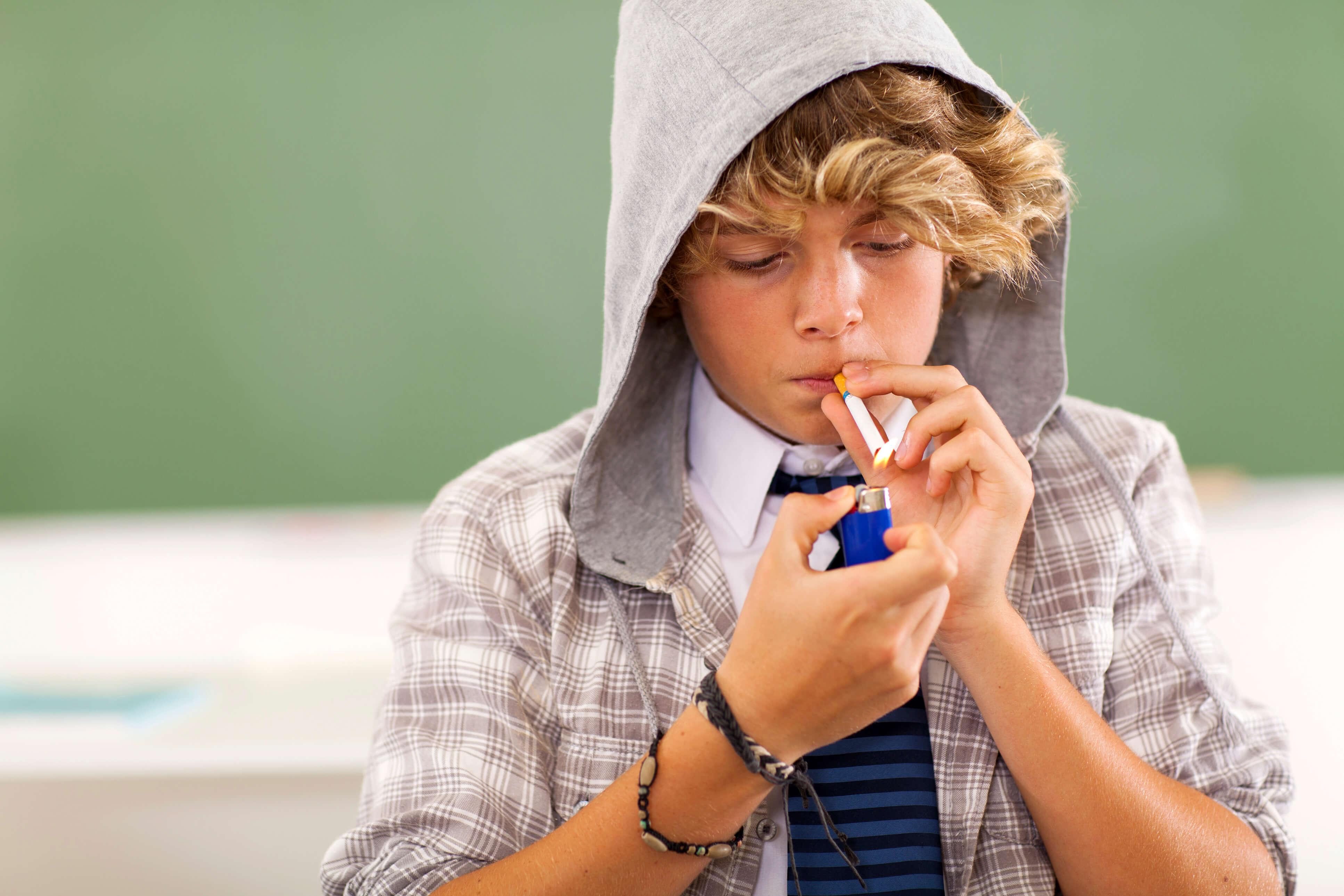 Risk-Taking Activities Teenage Behavior Problems