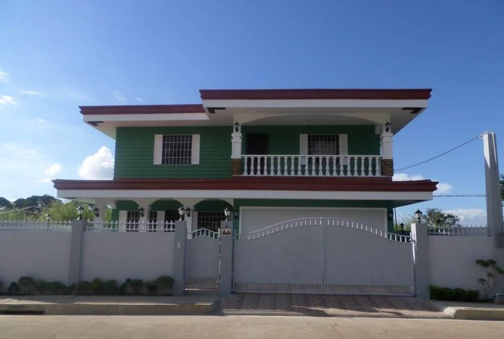 Architectural house designs in the Philippines