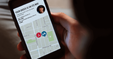 delivery app for drivers