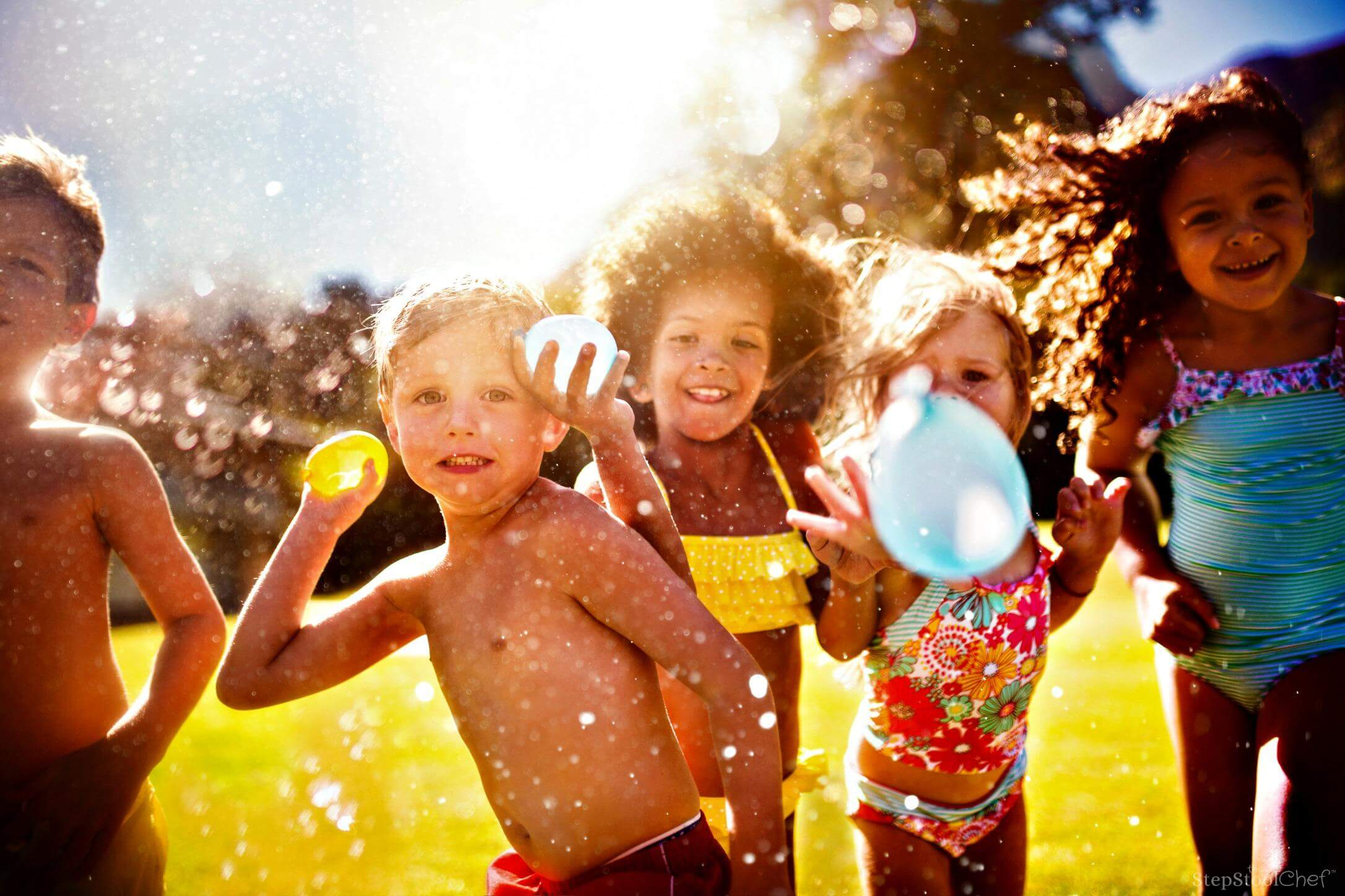 summer activities for kids at home