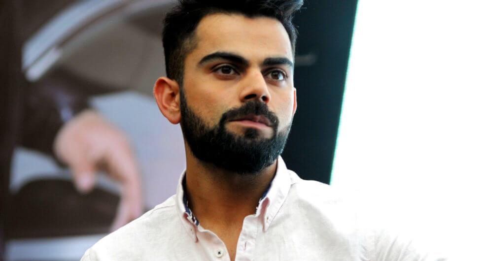 virat kohli beard