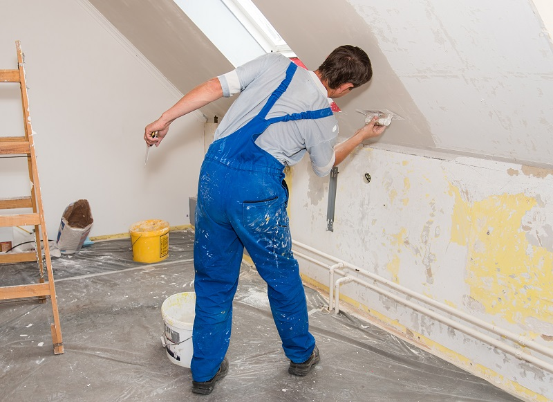 All You Need to Know about Plasterer and Plastering 3