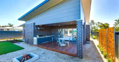 Home in a Bushfire Prone Area - Spark Proof House
