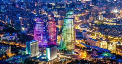 Luxury hotels Baku Azerbaijan