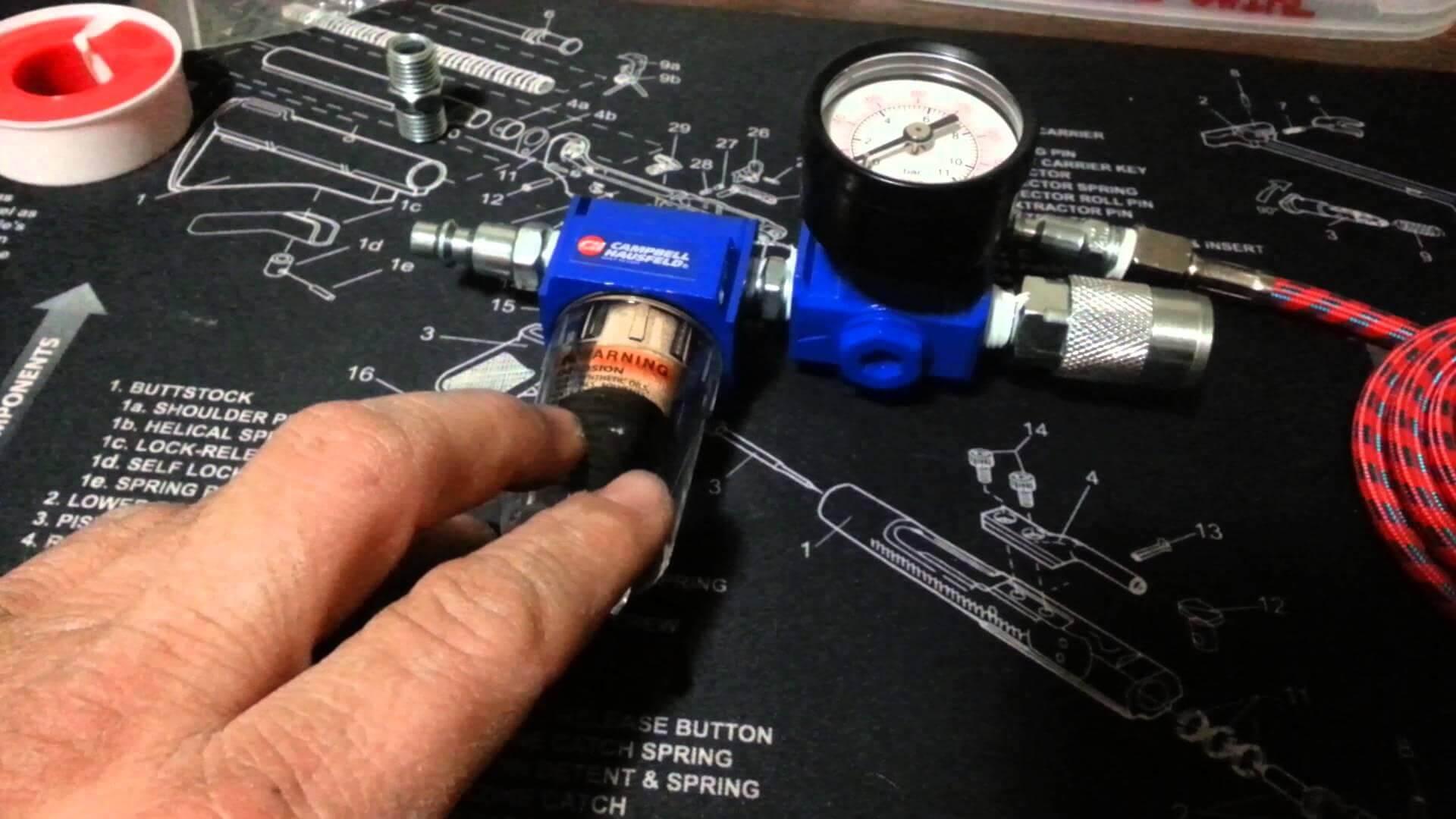 foundation airbrush compressor