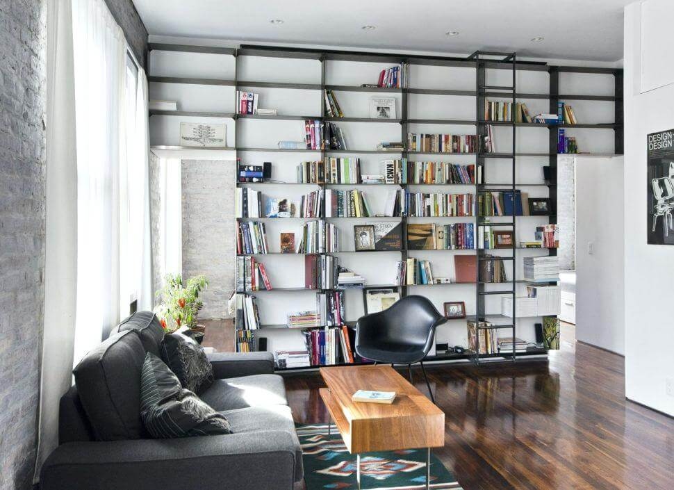 home library design ideas
