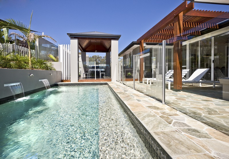 Wish to Have a Beautiful Pool Coping is Essential