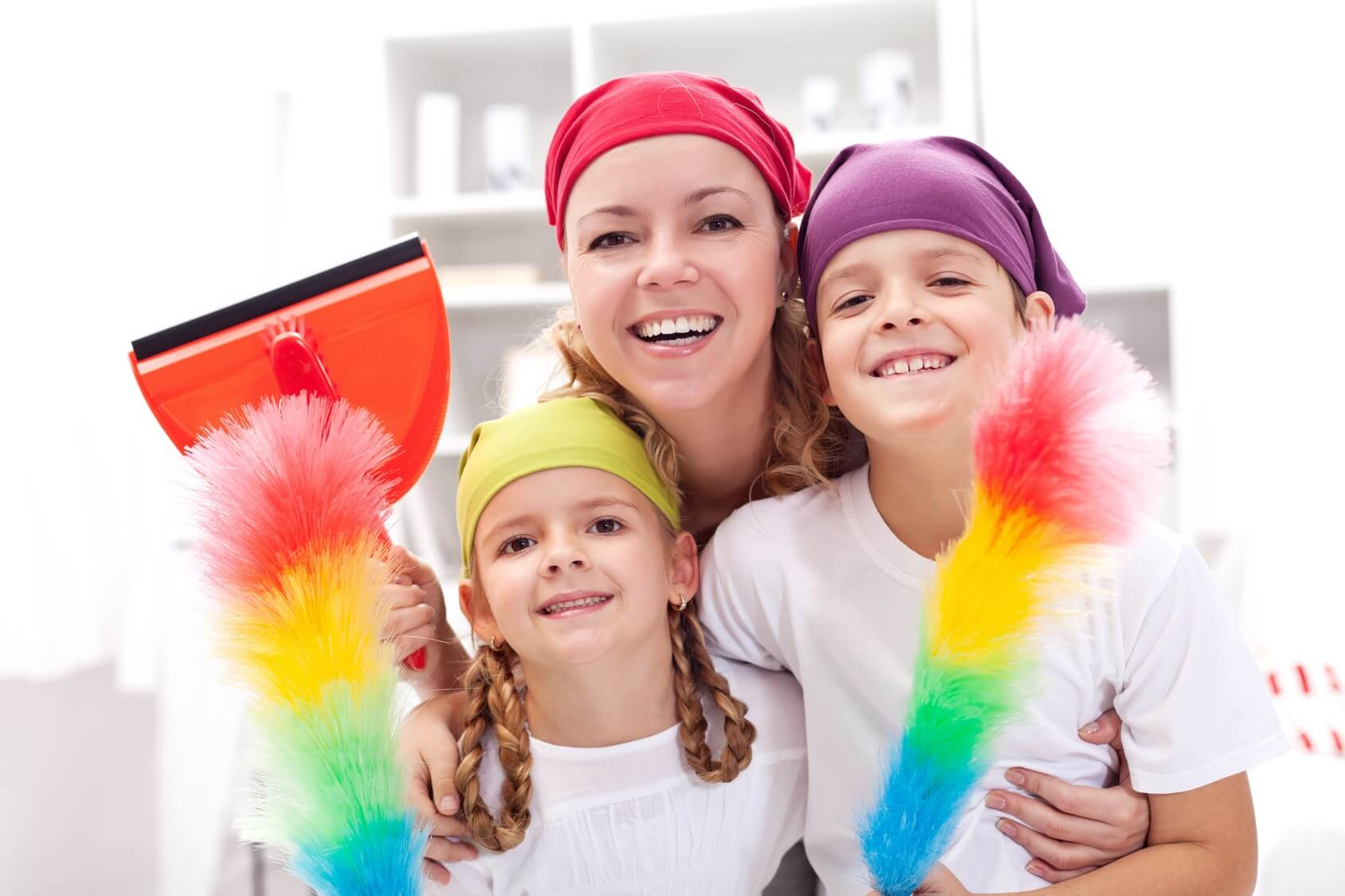 Cleaning Provides Good Health Home Cleaning Service